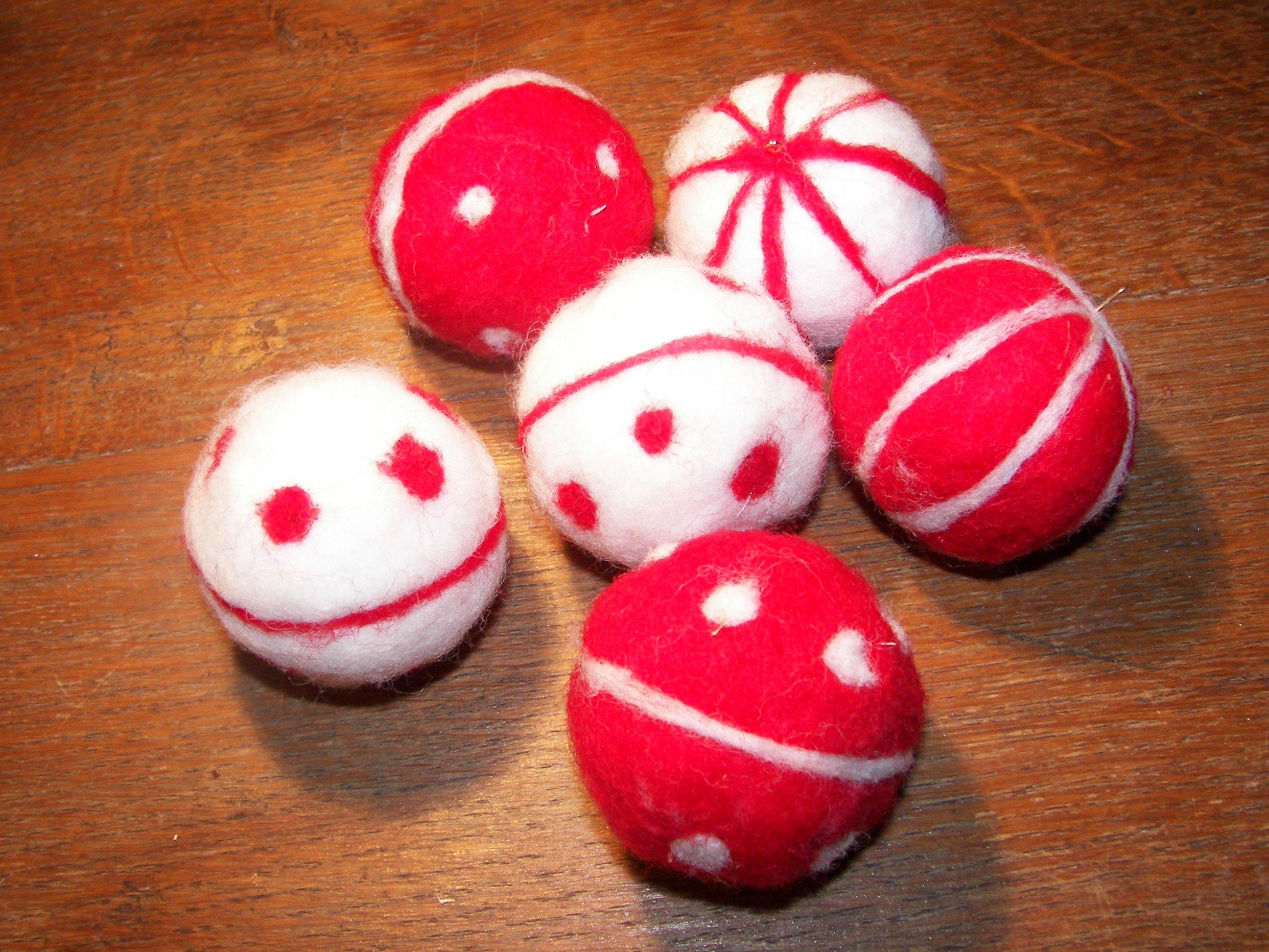 Boule mosaique et feutrine dine - Fabriquer une boule a facette ...